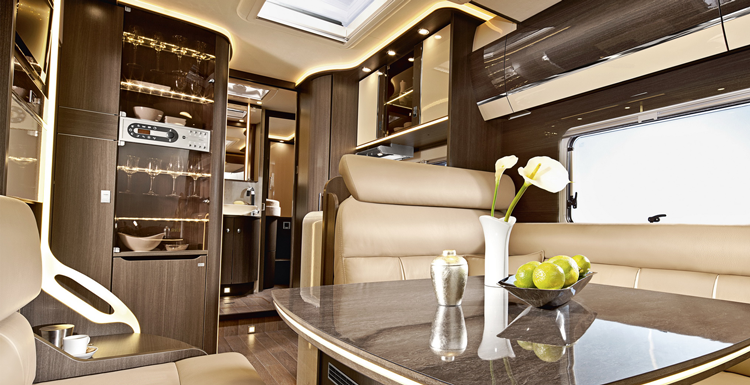 Top 20 Luxury Motorhomes Yescapa